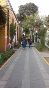 baranca street