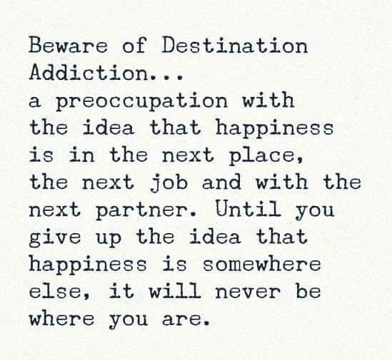 Dest addict